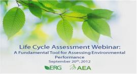 A fundamental tool for assessing environmental performance